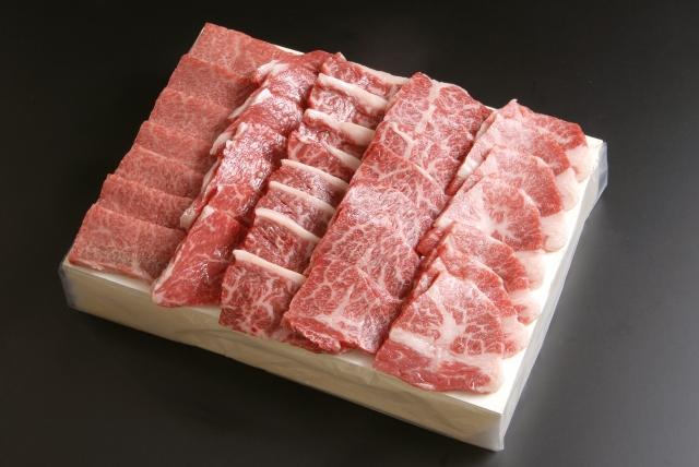 bahan makanan daging mentah