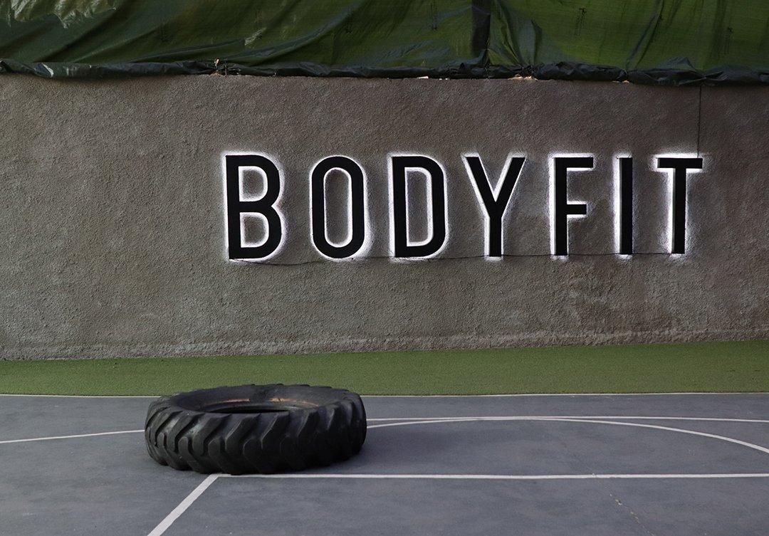 Olahraga di Bodyfit, Bring Positive Energy!