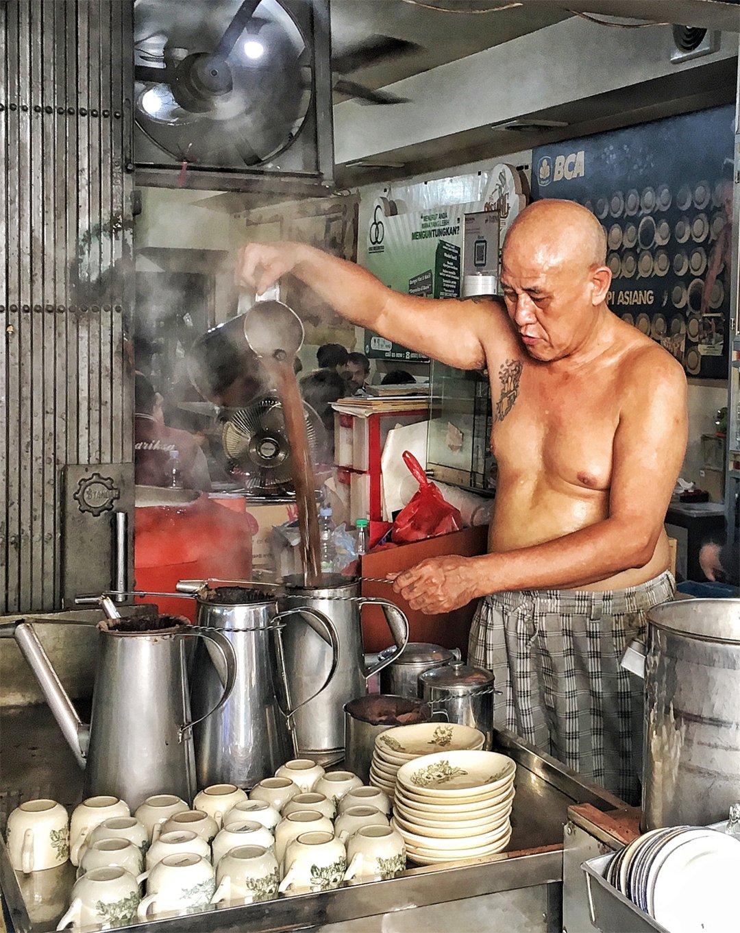 Bukan Kopi Susu, Ini Sajian Kopi Tradisional Indonesia