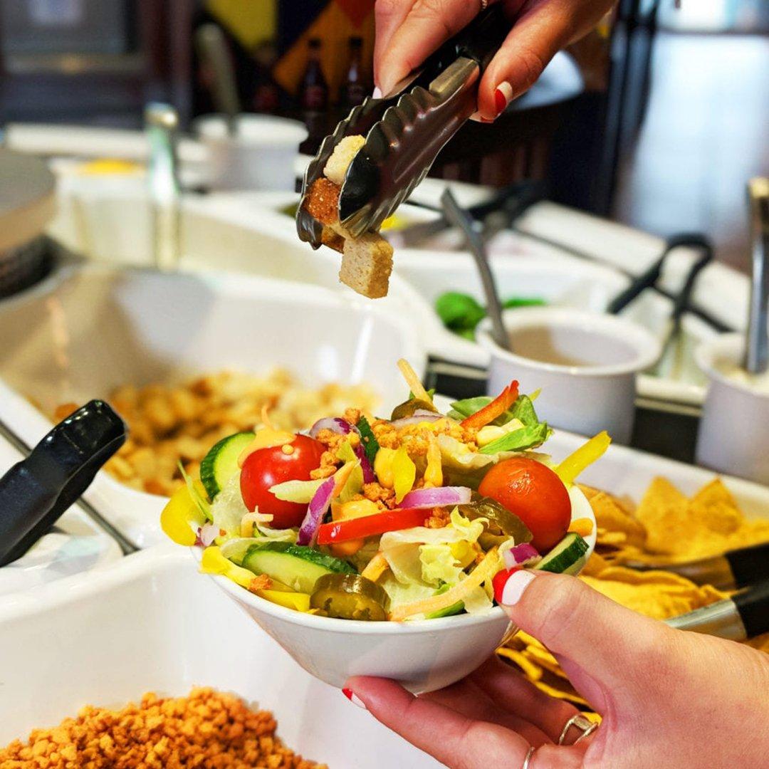 Ini Dia Pilihan Menu Sehat Di Restoran Fast Food