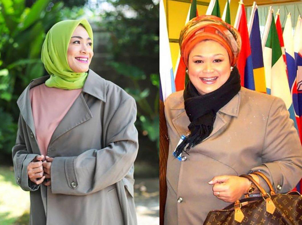 Real Food Ala Dewi Hughes, Turun 10 KG Dalam 10 Bulan