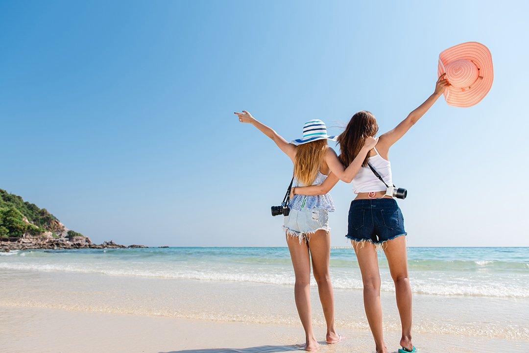 Traveling Patungan Bareng Teman? Lakukan 5 Hal Ini