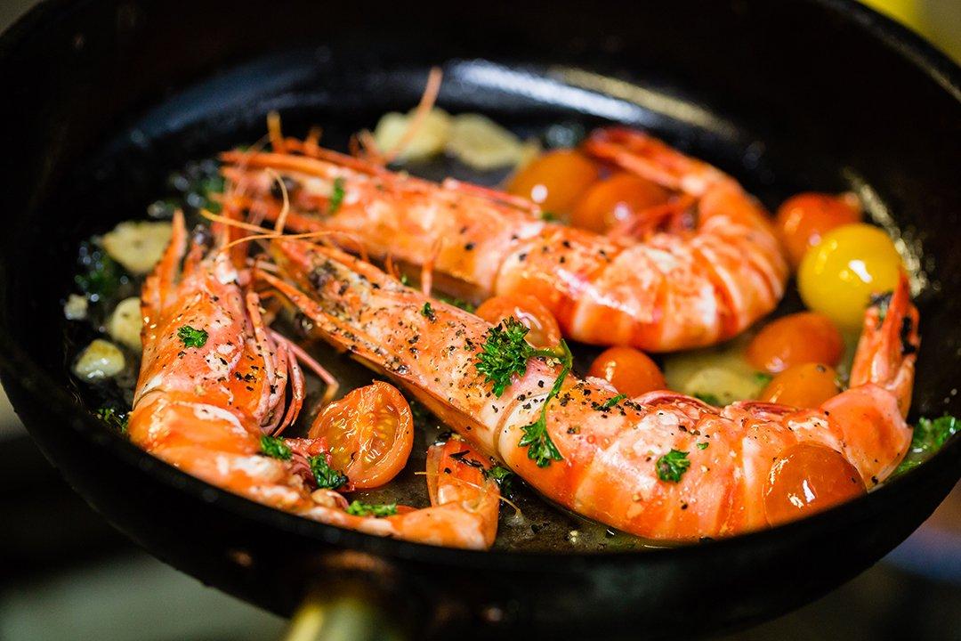 Siapa Bilang Penderita Diabetes Nggak Boleh Makan Seafood?