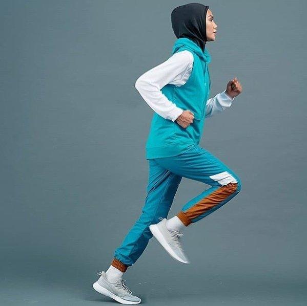 Rekomendasi Sportswear Lokal Untuk Wanita Berhijab