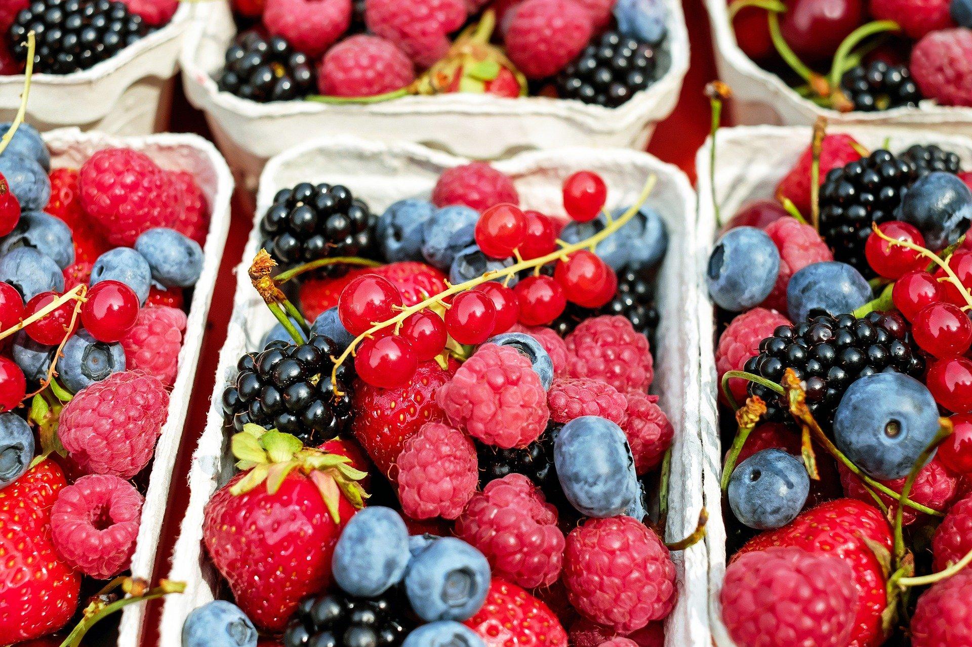 Termasuk Superfruit, Ini Jenis- Jenis Berry dan Manfaatnya